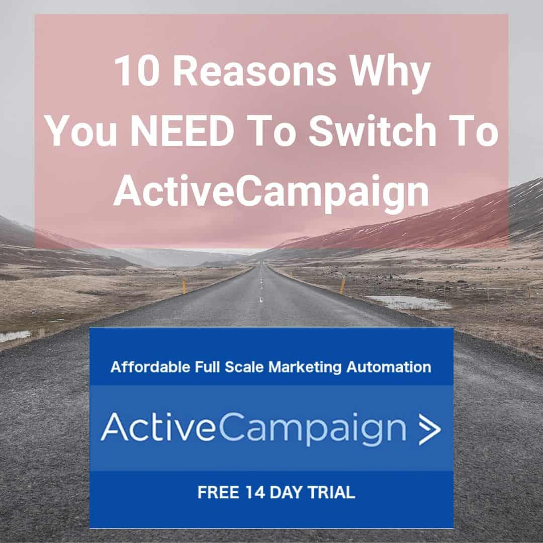 Switch to ActiveCampaign: 10 Reasons Why You Should