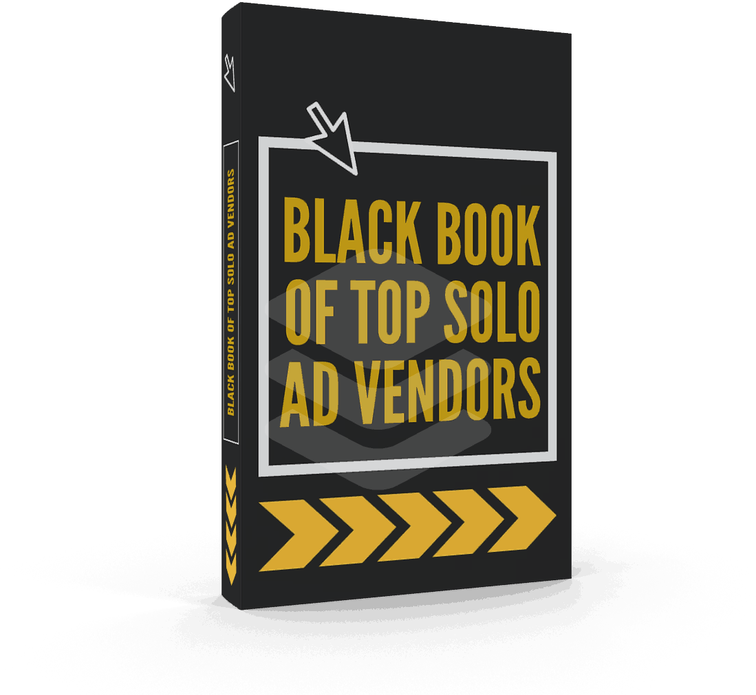 One Funnel Away Challenge Bonus 6: Black book of top solo ad vendors - ClickFunnels Bonuses