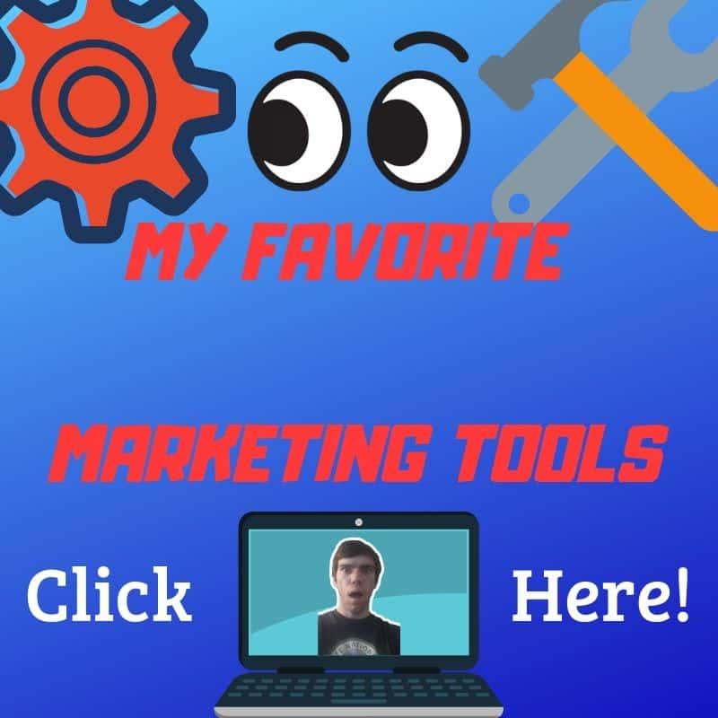 My favorite digital marketing tools!