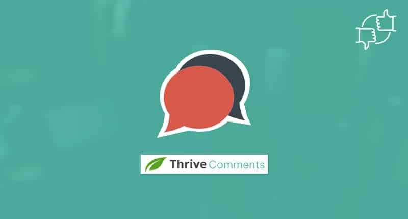 Thrive Comments Top WordPress Plugin #2
