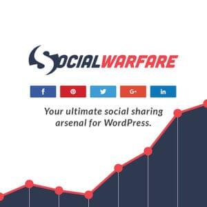 Social Warfare Best Social Media WordPress Plugin
