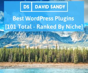 Best WordPress Plugins Ranked By Niche