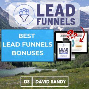 Best Lead Funnels Bonuses | David Sandy Official