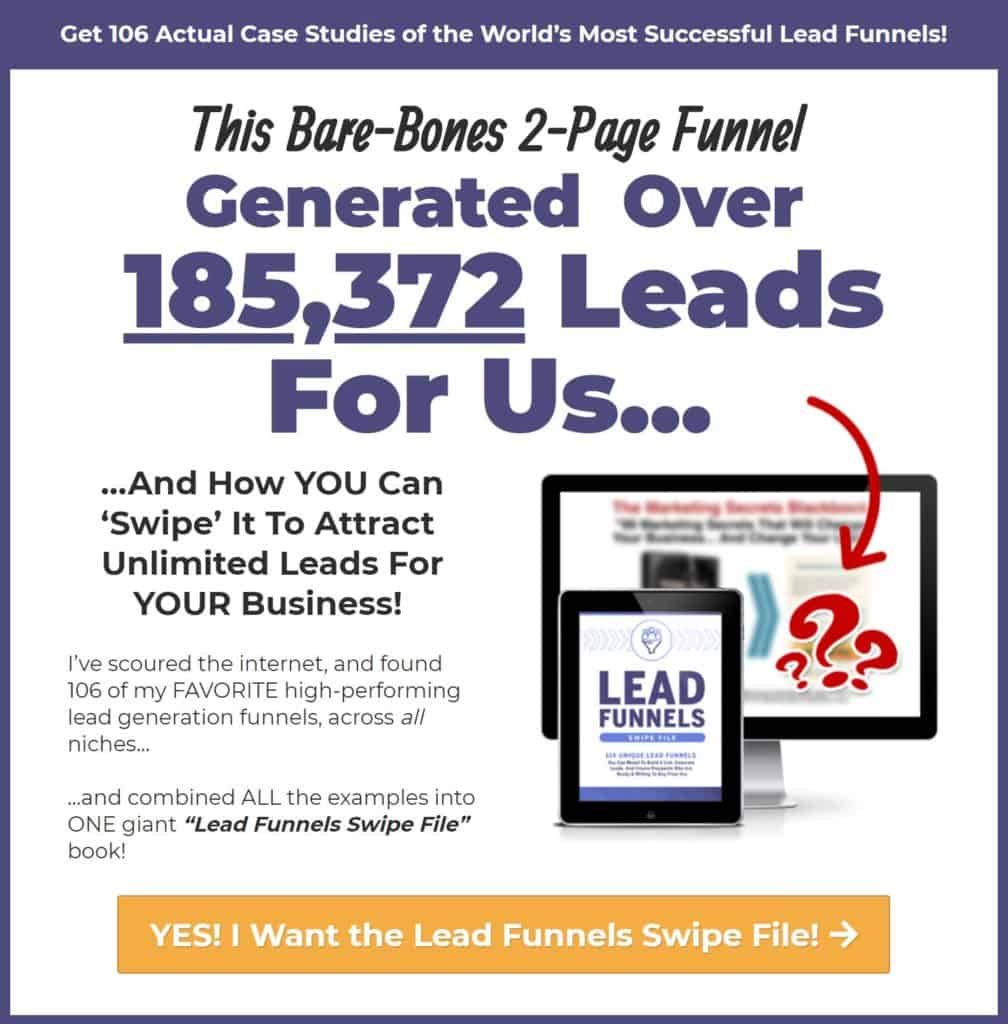 Lead Funnels Review Purchase