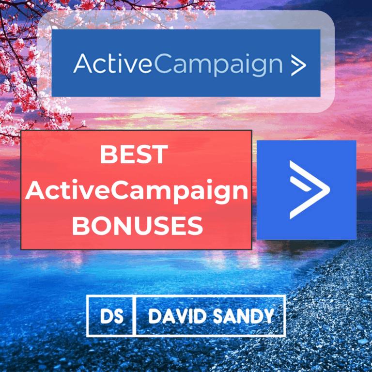 Best ActiveCampaign Bonuses
