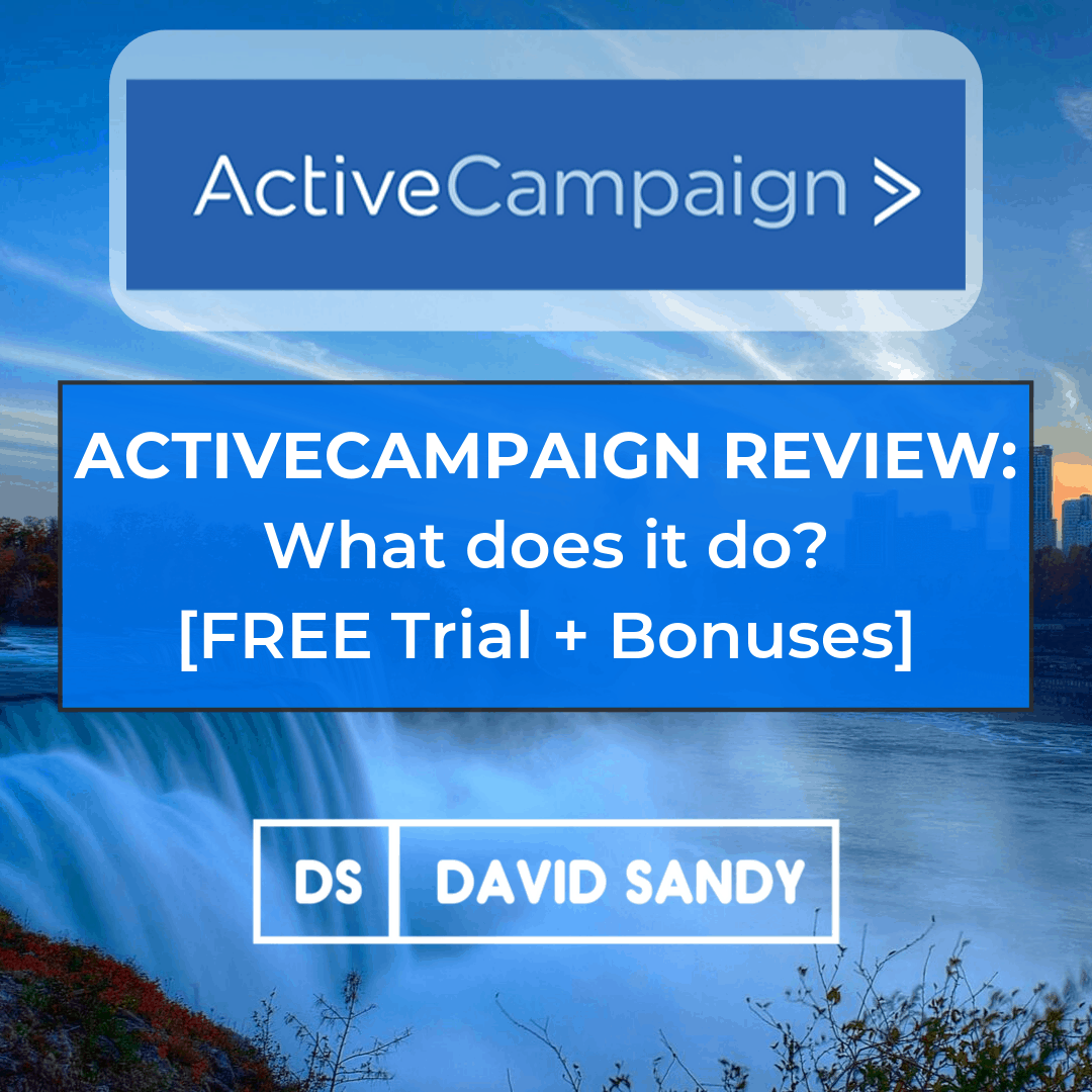 Active Campaign Email Marketing Giveaway Open