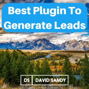Best Plugin To Generate Leads From A Blog: Lead Generation And Optin Forms