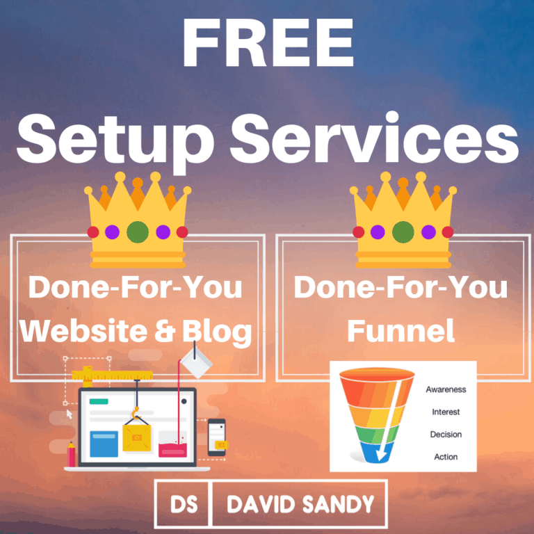 Done For You Setup Services