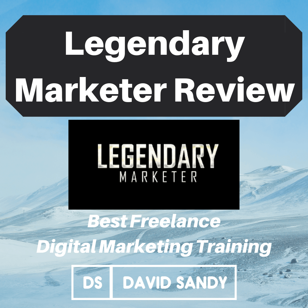 Internet Marketing Program Legendary Marketer  Height Mm