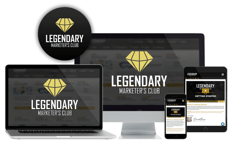 Legendary Marketers Club