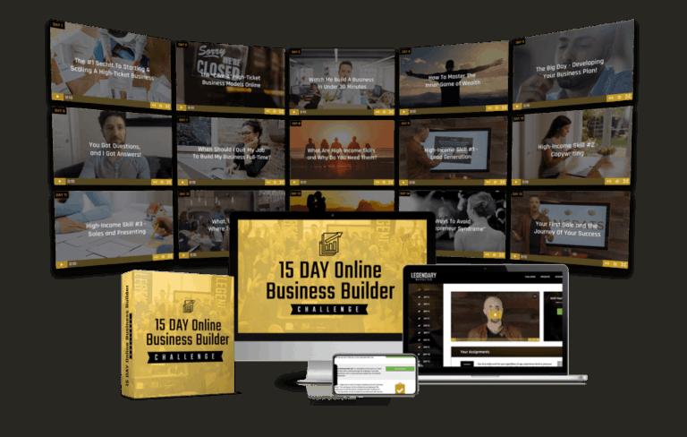 Legendary Marketer Review: Online Business Builder Challenge