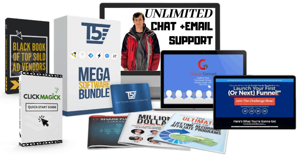 ClickFunnels Platinum Bonuses