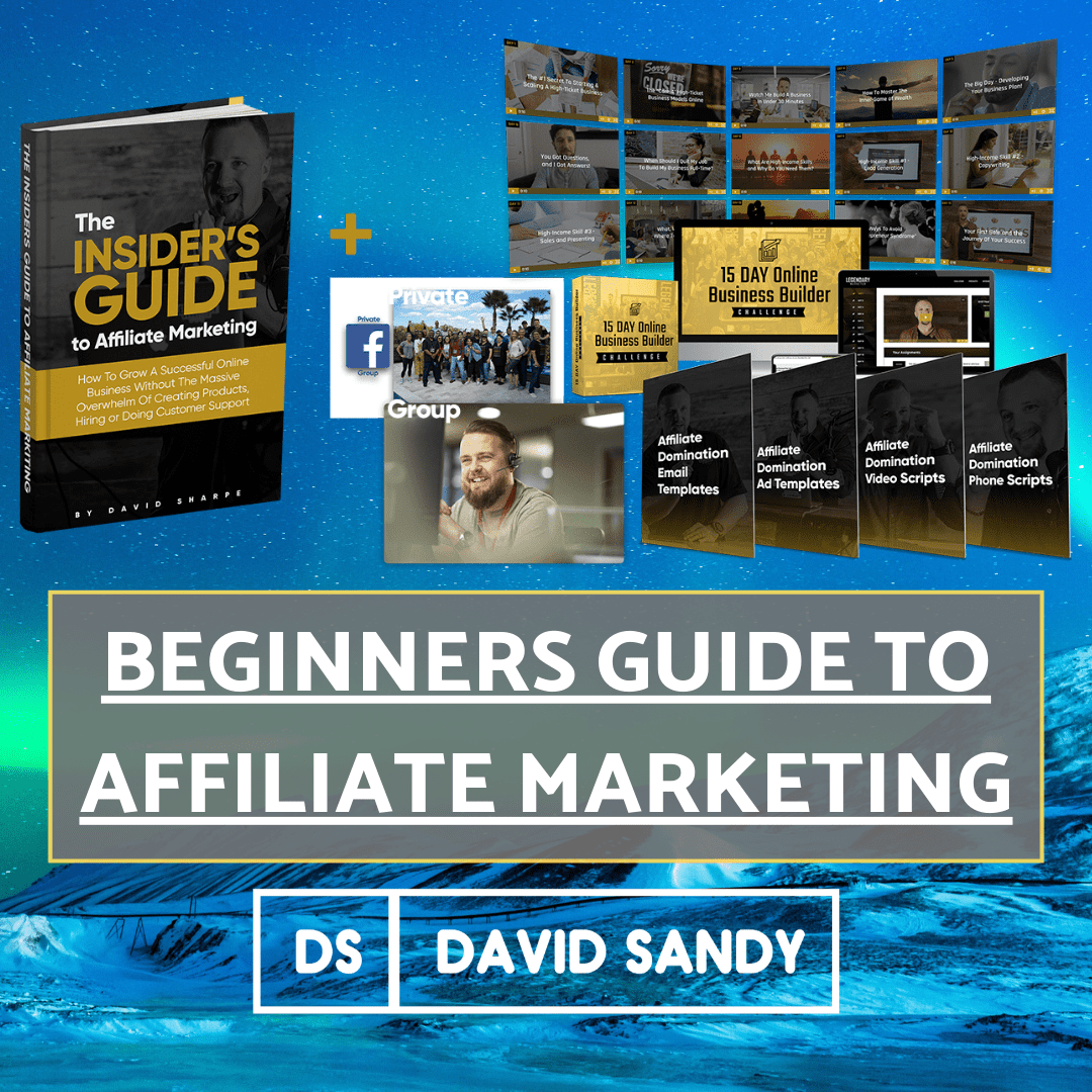 Beginners Guide To Affiliate Marketing [Ebook Download]