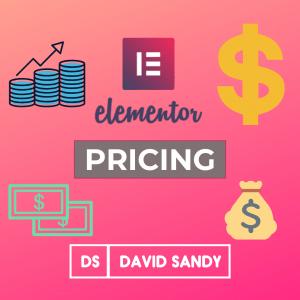 Elementor Pro Pricing