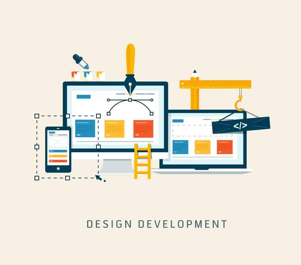 Mobile Responsive Design Website