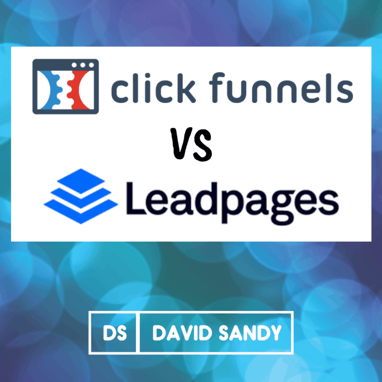 ClickFunnels vs Leadpages What's the difference between them?