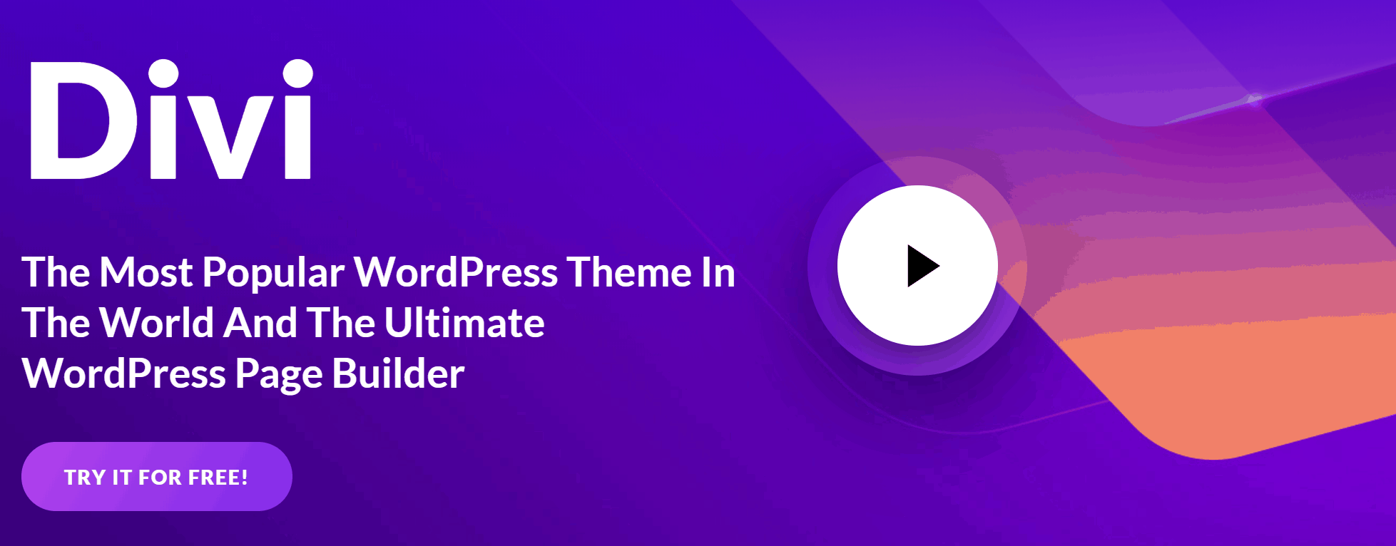 Divi WordPress Page Builder