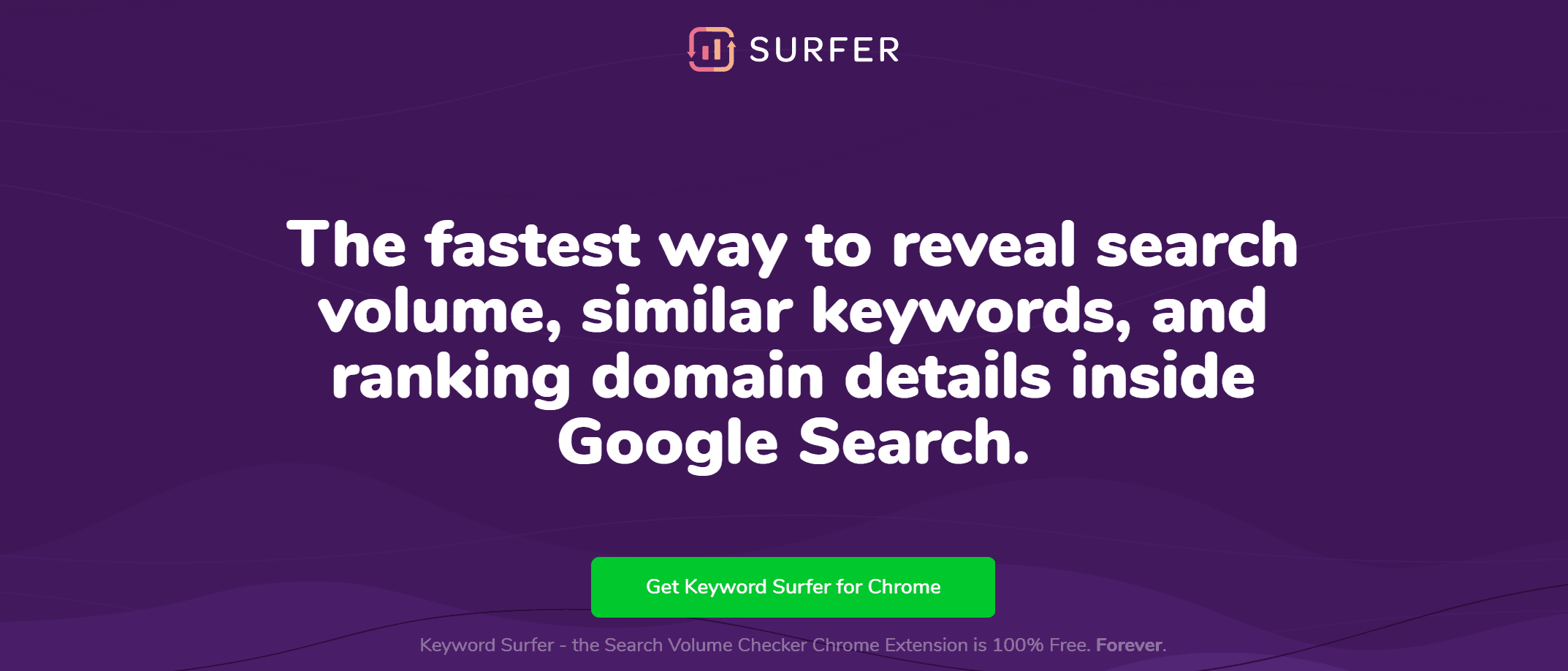 Keyword Surfer