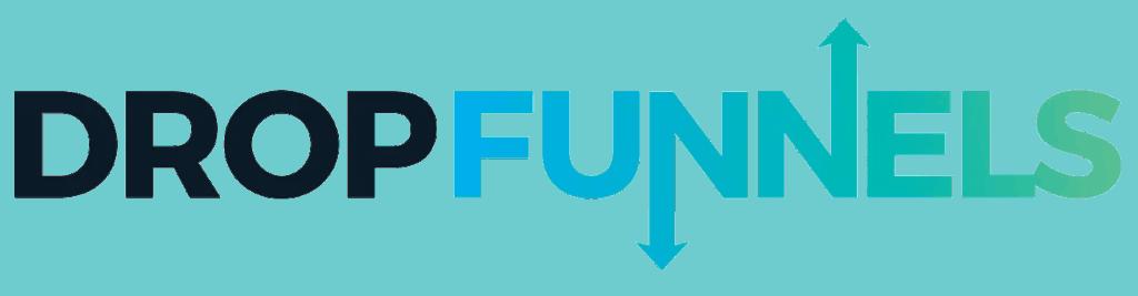 DropFunnels Logo