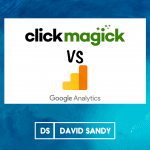 ClickMagick vs Google Analytics