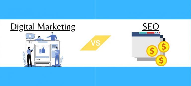 digital marketing vs seo wide