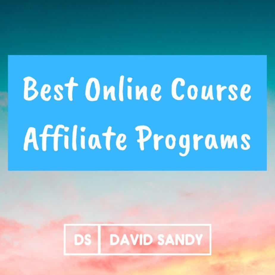 online course affiliate programs